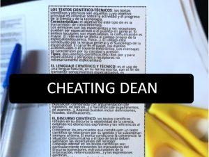 So kopieren Sie auf eine Prüfung CHEAT SHEET